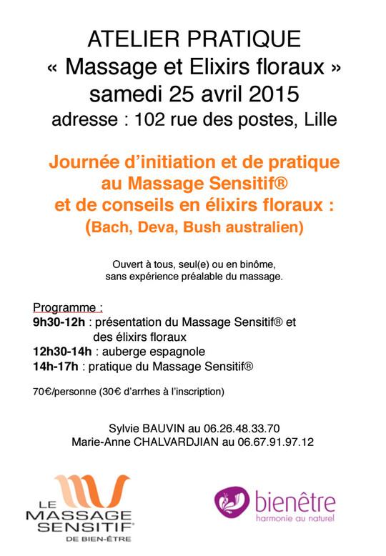 atelier massage sensitif lille 2015